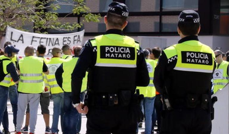 Secció Sindical SPPM Cat de l'Ajuntament de Mataró acord entre l'Ajuntament i la Policia Local