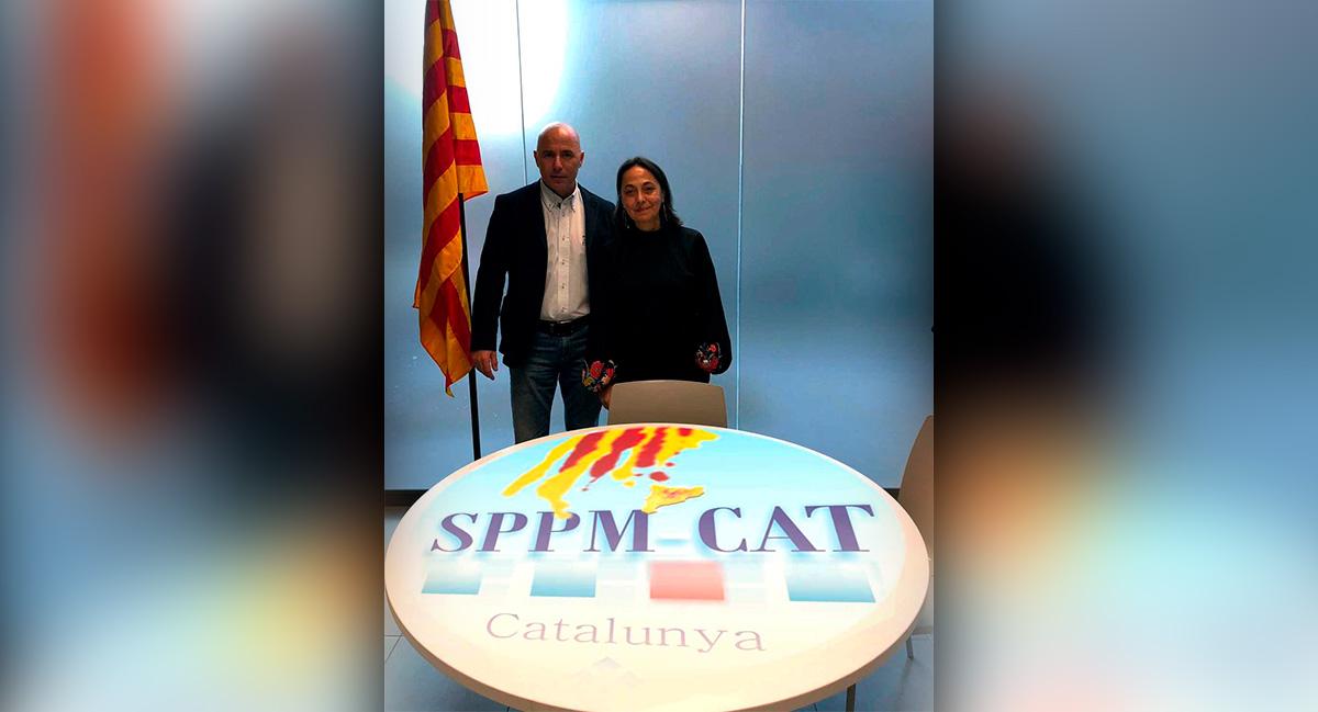 Reunió amb la Subdirectora General de Coordinació de Policia de Catalunya