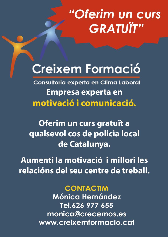 """SPPM Cat- Curs gratuit a qualsevol cos de Policia Local de Catalunya """"motivació i comunicació"""""""