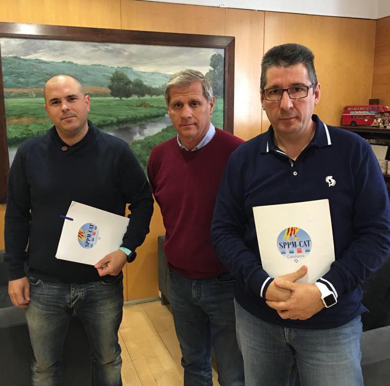 Secció sindical SPPM Cat de Guàrdia Urbana de Barcelona – Reunió amb el Grup Municipal del Partit Popular
