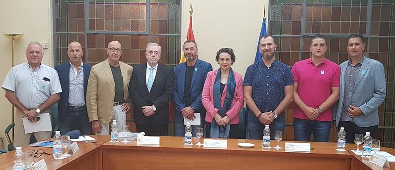 SPL CME- Reunión en Madrid con la Ministra de Trabajo y Seguridad Social