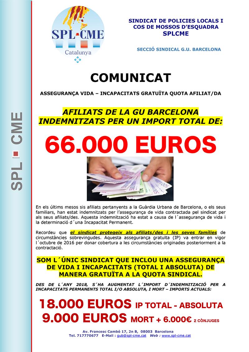 Secció SPL CME de Guàrdia Urbana de Barcelona