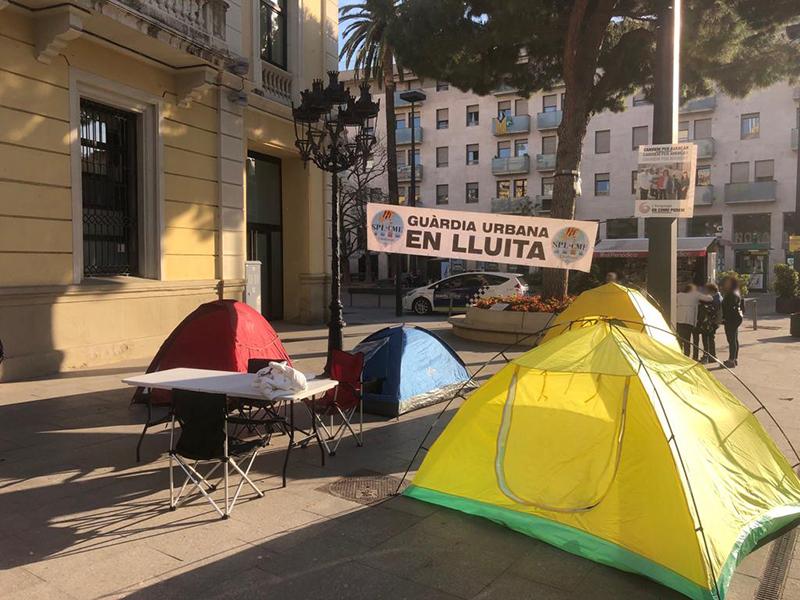 SPLCME-La Secció sindical de l'Hospitalet de Llobregat segueix amb les reivindicacions laborals