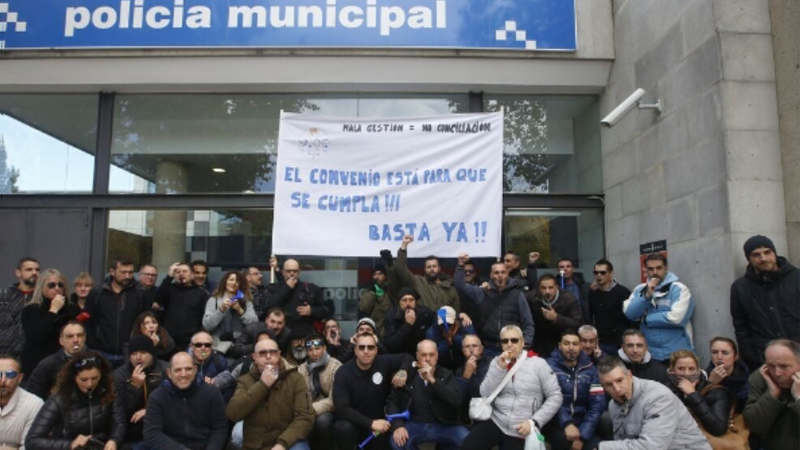 Secció sindical del SPLCME de l'Ajuntament de Terrassa