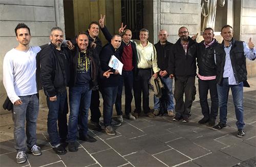 Eleccions sindicals a l´Ajuntament de Barcelona