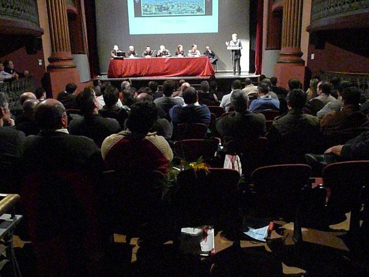 Congrés Autonòmic a Valls l'any 2010