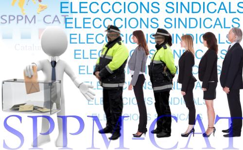 SPPM Cat –  Guanya les eleccions sindicals a l'Ajuntament de Sallent