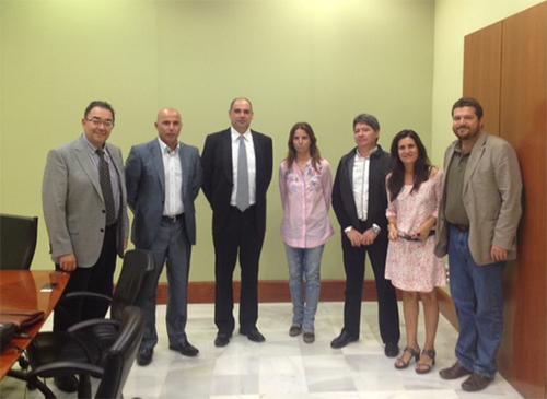 Reunió amb el Grup Parlamentarí d'Esquerra Republicana de Catalunya.
