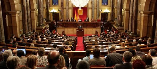 Escrits a la Presidenta del Parlament de Catalunya i President Comissió d´interior de la Generalitat de Catalunya